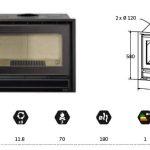 Recuperadores NV, Recuperadores a lenha, recuperadores de calor, ADF