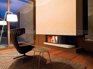 Revestimento Modigliani, Recuperadores de calor, recuperadores a lenha, mcz