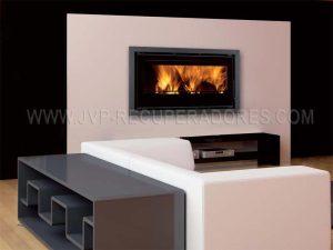Recuperadores Kristal 98, Recuperador de calor Chama lenha, Recuperadores, Recuperador Chama