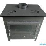 Salamandras Lenha B2, aquecimento, recuperadores de calor, fogões de aquecimento