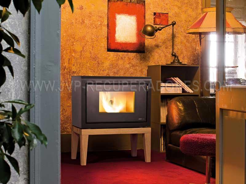 salamandras pellets nasik salamandras e recuperadores. Black Bedroom Furniture Sets. Home Design Ideas