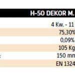 Recuperador H-50 Dekor, Recuperadores de Calor, lenha, Chami