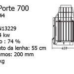 Recuperadores Porta Dupla, recuperador de calor a lenha, recuperadores, invicta