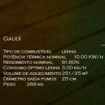 Revestimento Gaudi, recuperadores