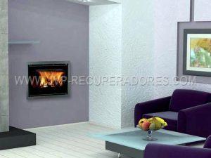 Recuperador Kristal 69, Recuperadores Kristal 69, Recuperadores de calor a lenha, chama